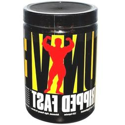 Universal Nutrition RIPPED FAST Fat Burner WEIGHT LOSS Energ