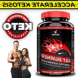 WEIGHT LOSS PILLS THAT WORK - Fat Burner Thermogenic Supplem