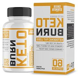 Extra Strength Ketogenic Fat Burner and Nootropic Supplement