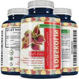 Best Forskolin Weight Loss Supplement for Men and Women  Col