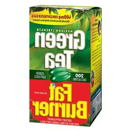 Applied Nutrition Green Tea Fat Burner with EGCG, 400mg
