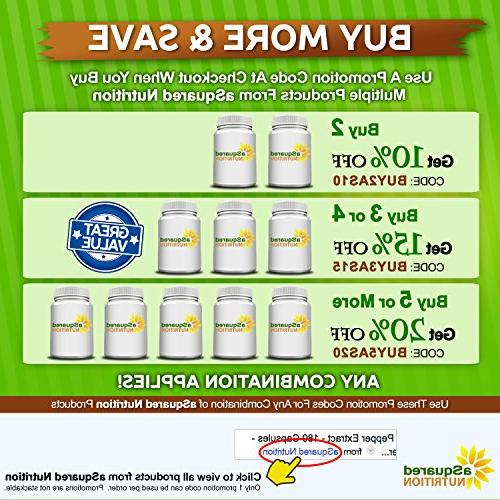 Green Extract with - 180 Capsules Green Fat 500 Weight & Health, All-Natural Low Detox Antioxidant