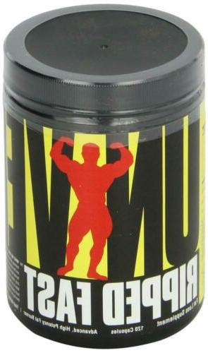 Universal Ripped Fat 120 Capsules NEW