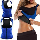 Women Slimming Clothes Vest Neoprene Body Shaper Fat Burner