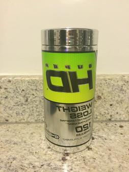 CELLUCOR SUPER HD 60 or 120 caps fat burner weight loss exp