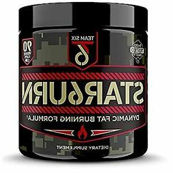 T6 STAR6URN Ð Thermogenic Fat Burner, Weight Loss Pills for