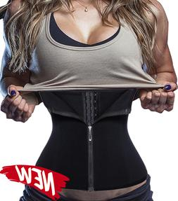 Women Fat Burner Sport Waist Trainer Cincher Slim Corset Lon